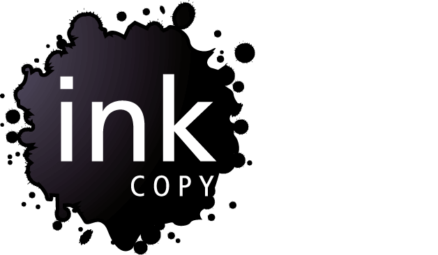 Ink Big Copywriting Logo